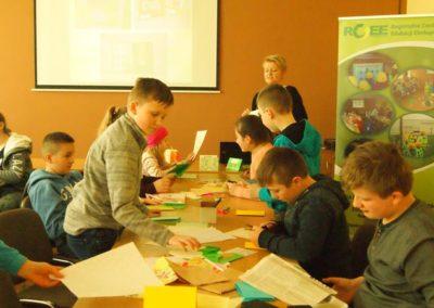 Wycieczka do Regionalnego Centrum Edukacji Ekologicznej
