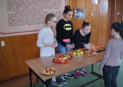 Działania świetlicy szkolnej