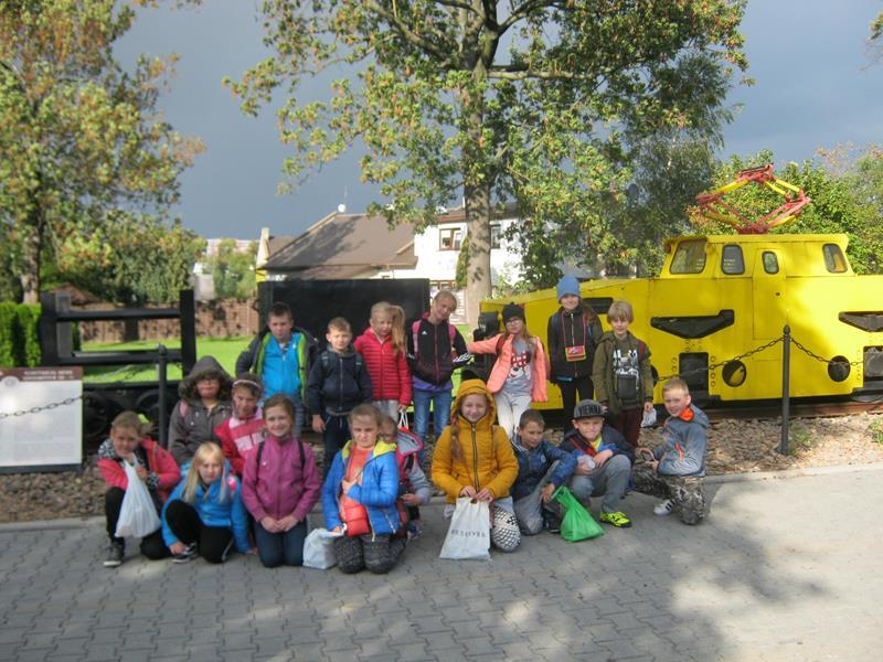Wycieczka klasy IIIa do Wieliczki