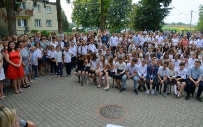 Uroczyste rozpoczęcie roku szkolnego 2019/2020