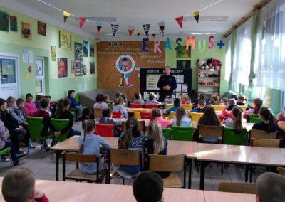 Spotkanie z dzielnicowym