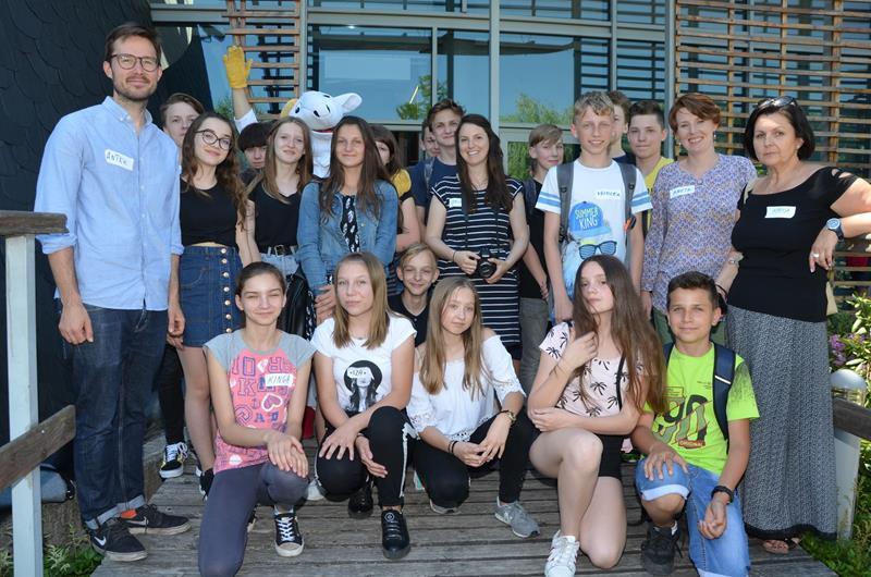 Młodzi w działaniu – Szkoła Dialogu