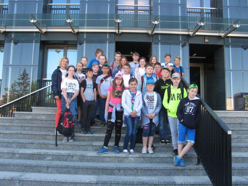 Z wizytą w Energetycznym Centrum  Nauki w Kielcach