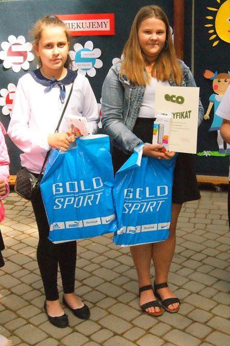 Kolejne sukcesy naszych uczniów w konkursach